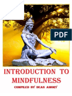 Introduction to Mindfulness - Dean Amory