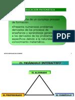 Educacion Matematica Competencias