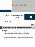 Organizational Structure in SAP