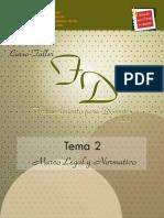 Antología Tema 2 2011