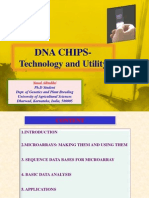 Dna Chips Microarray