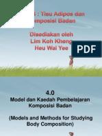 M4-Tisu Adipos Dan Komposisi Badan