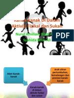 m8-Kanak-kanak Di Dalam Aktiviti Fizikal Dan Sukan