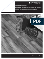 2013 Hardwood Installation Guide