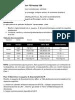 ENetwork Basic Configuration PT Practice SBA (Español)