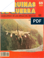 Maquinas de Guerra 069 - Aviones de Ataque Modernos
