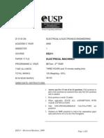 EE211 Exam S1-09