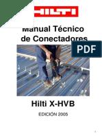 Manual Tecnico de Conectadores