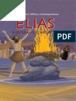 Livro eBook Elias e Os Grandes Profetas