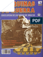 Maquinas de Guerra 067 - Carros de Combate Franceses y Britanicos de La II Guerra Mundial
