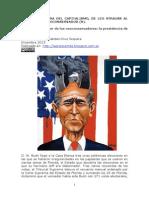 La Mano Diestra Del Capitalismo, De Leo Strauss Al Movimiento Neoconservador V
