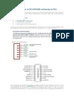 Como Programar El PIC16F628A Utilizando El PG1
