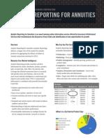 Analytic Reporting Factsheet