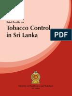 Tobacco Control in Sri Lanka