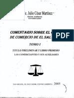 Comentarios sobre el codigo de comercio de El Salvador parte 2