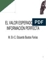 el valor esperado de la informacion perfecta.pdf