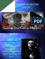 Garcia Marquez, Gabriel - 13 Rinduri Pt Viata (Cugetari)