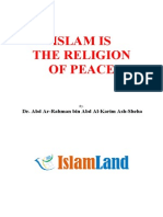 Islam is the Religion of Peace-Eng