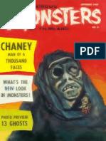Famous Monsters of Filmland 008 1960 Warren Publishing