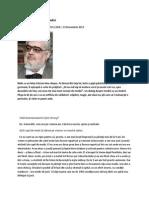 Andrei Pleşu despre medici