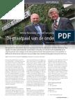 Columnist Willem van den Eijkel van Verhees Notarissen