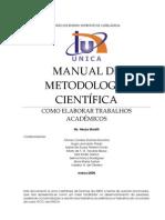 Manual de Metodologia Cientifica