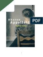 Appelfeld Aharon - Katherina