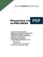 Proyectos Con El PIC16F84