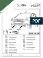 Duster instrukcja montażu świateł dziennych.pdf