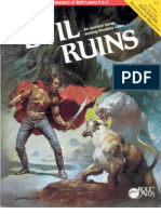 Mayfair Games Adventure Evil Ruins