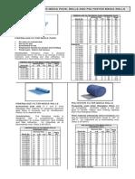 Fiberglass Pads_Rolls and Polyester Rolls