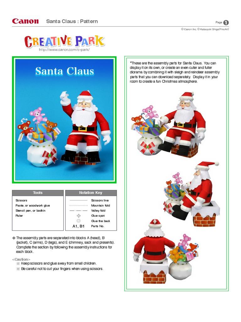 Santa set e a claus chess openings