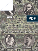 Wilson Peter Lamborn Escape From the Nineteenth Century and Other Essays Fourier Marx Proudhon Nietzsche