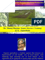 Scope and Prospectus of Organic Farming in Punjab