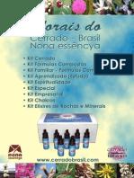 Catalogo Florais Do Cerrado Nona Essencya