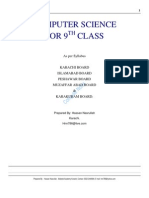 Download Free for Students, Computer Notes for Class 9th 10th