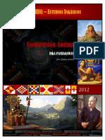 Chakana y Qhapaq Whipala - Simbolos Sagrados de Los Andes