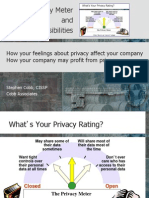 The Privacy Meter