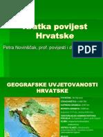 Kratka Povijest Hrvatske