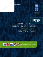 Youth Political Participation