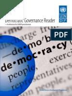Democratic Governance Manual