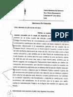 Sentencia+de+Casación+EXPEDICION GRRAUITA DE COPIAS DEL MINISTERIO PUBLICO