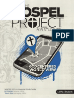 Unit 1 Session 5 - Christianity Among the Religions - Personal Study Guide (ESV)