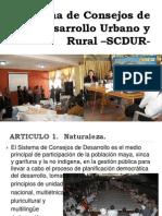 Sistema de Consejos de Desarrollo Urbano y Rural Coisola
