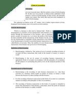 Chapter -1 Basics of Accounting