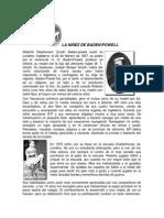 Biografia Baden Powell