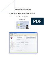 Manual Cartao de Cidadao v1.24