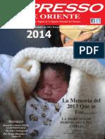 Expresso de Oriente 30 de Diciembre Del 2013