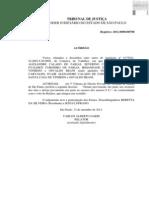 Jurisprudencia Nascimento Renato