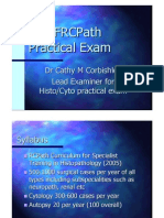 Microsoft Power Point - FRCPath Practical Exam 2009 Website